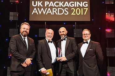 Orean scoops Contract Packer of the Year Award