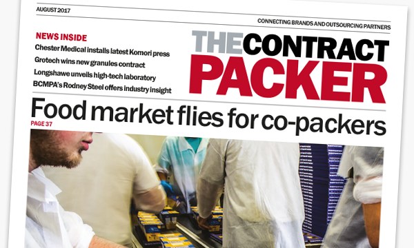 Food market flies for co-packers