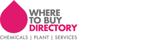 Where to Buy Chemicals, Plant & Services Directory